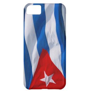 bandera cubana funda para iPhone 5C