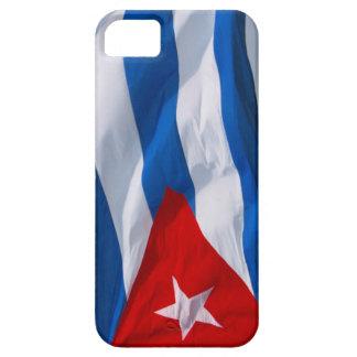 bandera cubana iPhone 5 carcasa