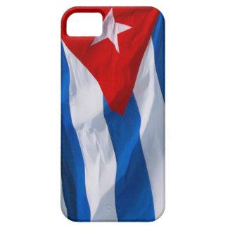 bandera cubana iPhone 5 fundas
