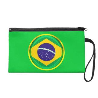 bandera de 3D el Brasil