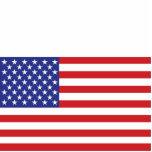 bandera de 50-Star los E.E.U.U. Escultura Fotográfica