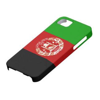 Bandera de Afganistán iPhone 5 Case-Mate Carcasas