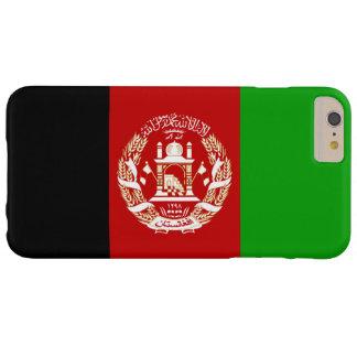 Bandera de Afganistan Funda Para iPhone 6 Plus Barely There