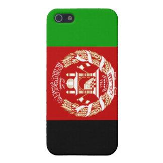 Bandera de Afganistán iPhone 5 Cárcasa