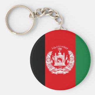 Bandera de Afganistán Llaveros