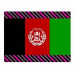 Bandera de Afganistán Postal