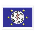 Bandera de Airai Tarjetas Postales