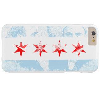 Bandera de Al Capone Chicago Funda Para iPhone 6 Plus Barely There