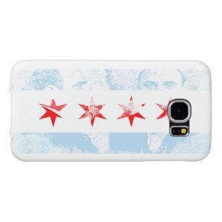 Bandera de Al Capone Chicago Fundas Samsung Galaxy S6