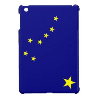 Bandera de Alaska iPad Mini Fundas