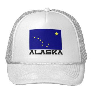 Bandera de Alaska Gorra