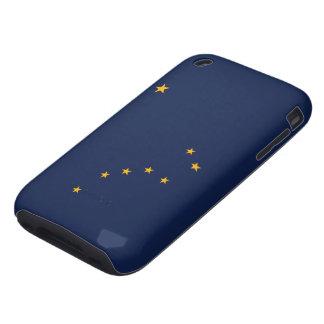 Bandera de Alaska iPhone 3 Tough Protectores