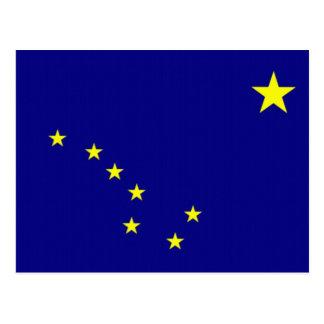 Bandera de Alaska Postal