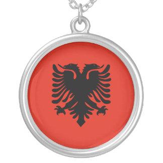 Bandera de Albania Joyería