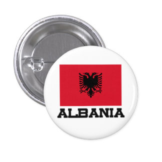 Bandera de Albania Pins