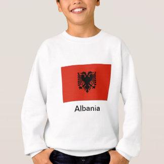 Bandera de Albania Sudadera