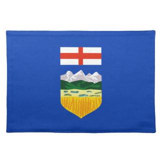 Bandera de Alberta Mantel