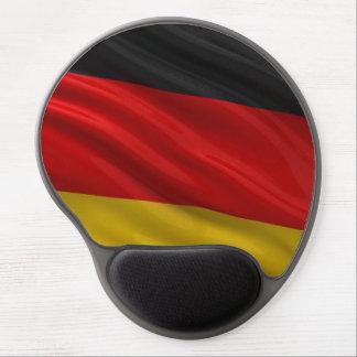 Bandera de Alemania Alfombrillas De Ratón Con Gel