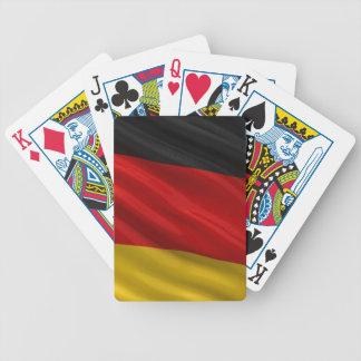 Bandera de Alemania Baraja De Cartas