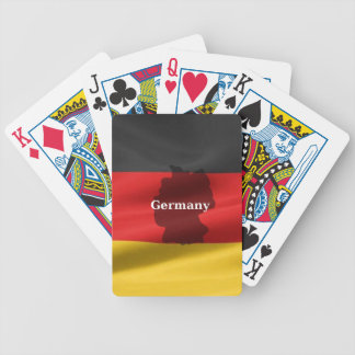 Bandera de Alemania Barajas De Cartas