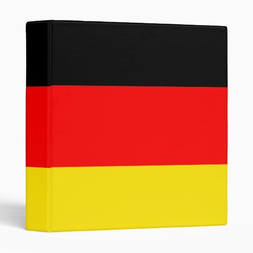 """Bandera de Alemania Carpeta 1"""""""