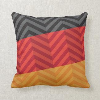 Bandera de Alemania Cojín Decorativo