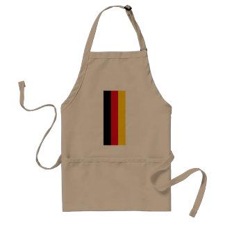 Bandera de Alemania colgante Alemania Delantal