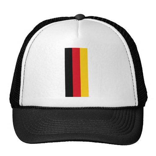 Bandera de Alemania (colgante), Alemania Gorras De Camionero