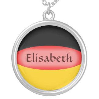 Bandera de Alemania + Collar conocido
