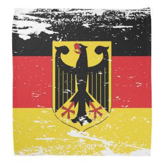 Bandera de Alemania del Grunge Bandanas