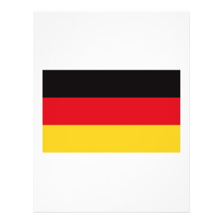 Bandera de Alemania Tarjetones