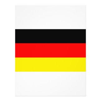 Bandera de Alemania Tarjeton