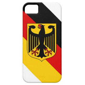 Bandera de Alemania iPhone 5 Fundas