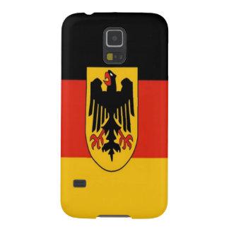 Bandera de Alemania Funda Para Galaxy S5