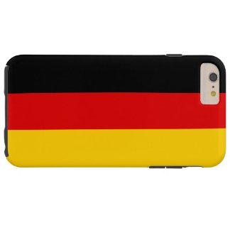 Bandera de Alemania Funda Para iPhone 6 Plus Tough