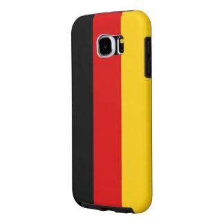Bandera de Alemania Fundas Samsung Galaxy S6