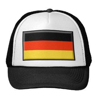 Bandera de Alemania Gorras