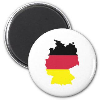 Bandera de Alemania Iman De Nevera