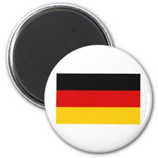 Bandera de Alemania Imán Redondo 5 Cm
