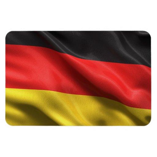 Bandera de Alemania Imanes Flexibles
