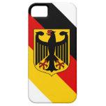 Bandera de Alemania iPhone 5 Cárcasa