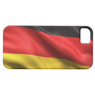 Bandera de Alemania iPhone 5 Funda