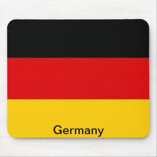 Bandera de Alemania Mouse Pad