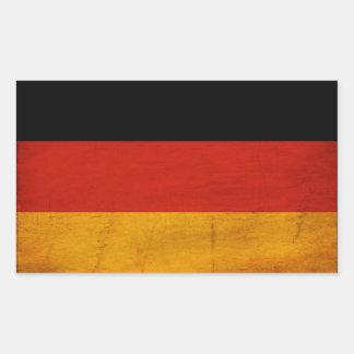 Bandera de Alemania Rectangular Altavoces