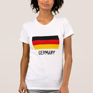 Bandera de Alemania Camiseta