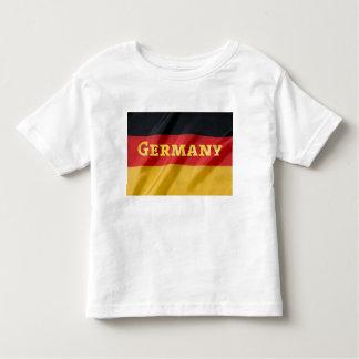 Bandera de Alemania Polera