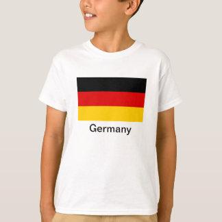 Bandera de Alemania Remera