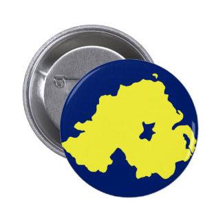 Bandera de Alliance Irlanda del Norte Pin