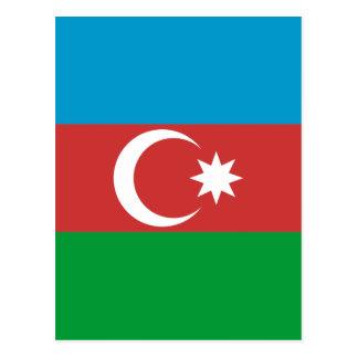 Bandera de alta calidad de Azerbaijan Postales