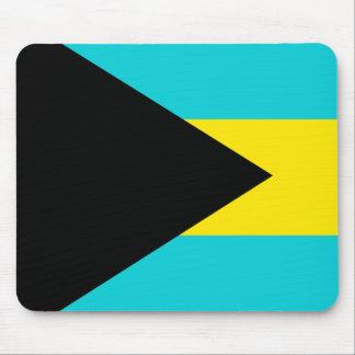 Bandera de alta calidad de Bahamas Alfombrilla De Ratón